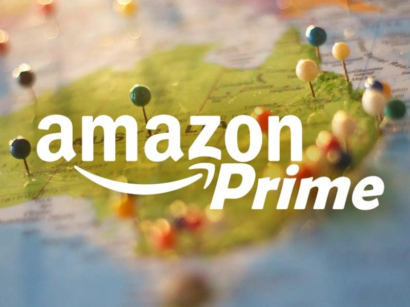 Amazon Prime In Australia