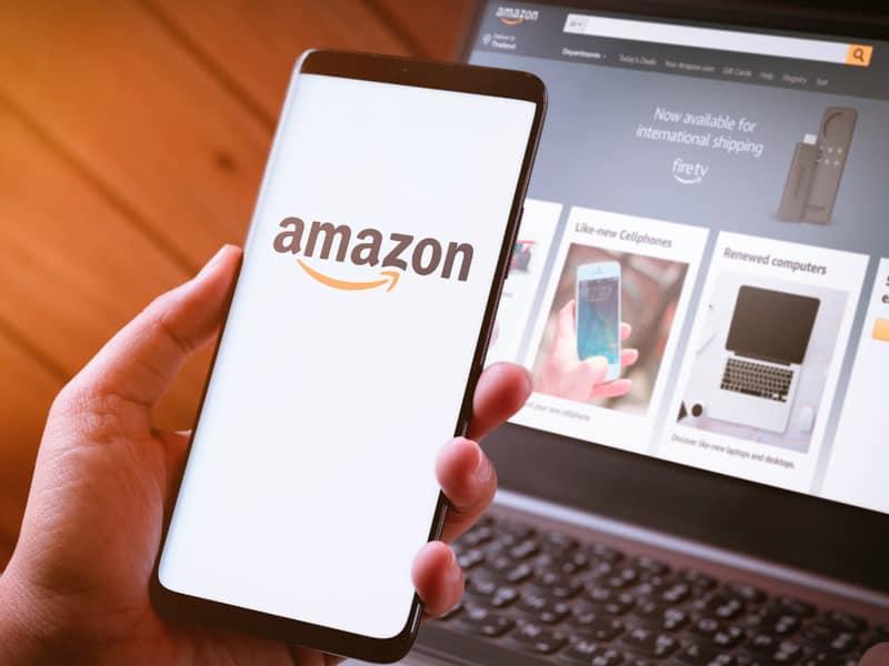 Amazon Settings to Change Country
